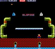 Tempanito en Mario Bros