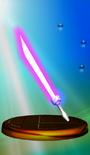 Trofeo Espada láser SSBM