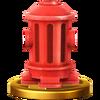 Trofeo de la Boca de riego SSB4 (Wii U)