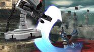 Bloqueo de Lucina (2) SSB4 (Wii U)