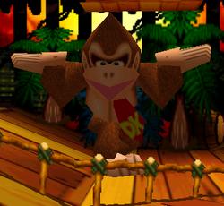 Burla Donkey Kong SSB