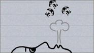 Créditos Modo Leyendas de la lucha Mr. Game & Watch SSB4 (3DS)