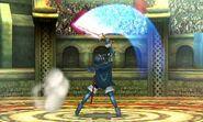 Danza del sable Lucina (9) SSB4 (3DS)
