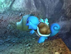 Pose de espera Squirtle SSBB (1)