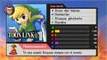 Usando un trofeo de Plasmaespectro en Mundo Smash SSB4 (Wii U)