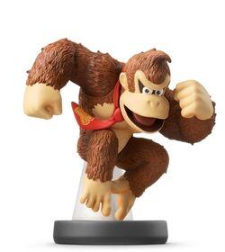 Amiibo de Donkey Kong