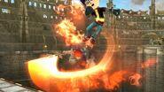 Bloqueo de Roy (2) SSB4 (Wii U)