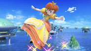 Daisy en Big Blue SSBU