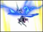 Falcon Punch en el anime de F Zero