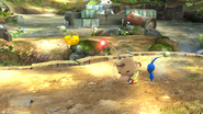 Lanzamiento de Pikmin (1) SSB4 (Wii U)