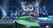 Leaf Shield (1) SSB4 (Wii U)