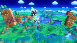 Muelle ofensivo (2) SSB4 (Wii U)
