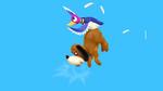 Presa aérea (1) SSB4 (Wii U)