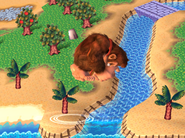 Salto doble de Donkey Kong SSBB