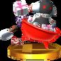 Trofeo de Pantapop SSB4 (3DS)
