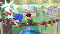 Lanzamiento hacia adelante Ness (1) SSB4 (Wii U)