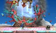 Luz celestial en Smashventura (1) SSB4 (3DS)