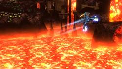 Propulsión frontal (2) SSB4 (Wii U)