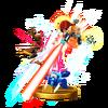 Trofeo de Rayo sideral SSB4 (Wii U)