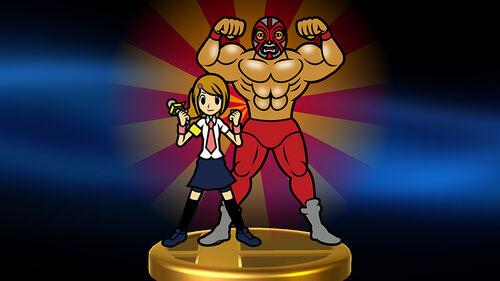 Trofeos Especiales SSB4 (Wii U) (1)