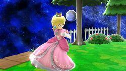 Agarre Peach SSB4 Wii U