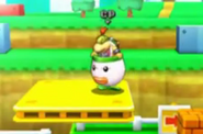 Bowser Jr. en 3D Land (SSB4)