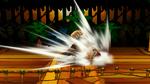 Cabezazo cabezón SSB4 (Wii U)