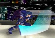 Danza del Sable Estela Azul Arriba SSBM