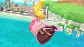 Indefensión Peach SSB4 (Wii U)