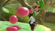 Sukapon agarrando a Luigi SSBU