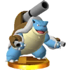 Trofeo Mega Blastoise SSB4 (3DS)