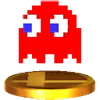 Trofeo de Blinky SSB4 (3DS)