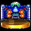 Trofeo de Blue Falcon SSB4 (3DS)