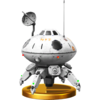 Trofeo de Drake SSB4 (Wii U)