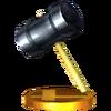 Trofeo de Martillo SSB4 (3DS)