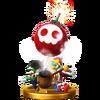 Trofeo del Estallido Dedede SSB4 (Wii U)