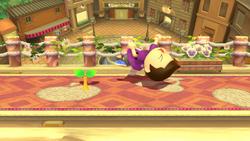 Contrataque leñador (3) SSB4 (Wii U)