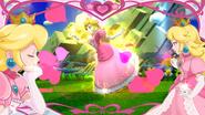 Flor de melocotón (1) SSB4 (Wii U)
