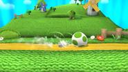 Huevo rodante SSB4 (Wii U)