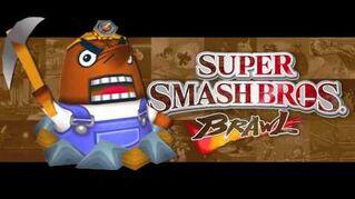 K.K. Western - Super Smash Bros