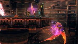 Ridley Estocada SSB4 (Wii U)