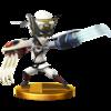 Trofeo de Wonder-White SSB4 (Wii U)