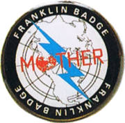Broche Franklin en MOTHER