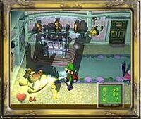 El cuarto del bebé (Luigi's Mansion)