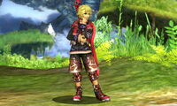 Pose de espera Shulk (1) SSB4 (3DS)