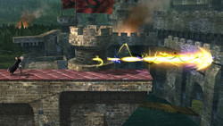Relámpago (4) SSB4 (Wii U)