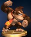Trofeo de Donkey Kong SSBB