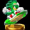 Trofeo de Jet SSB4 (Wii U)