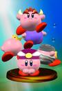 Trofeo de Kirby Hat 3 SSBM
