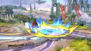 Estocadas relámpago (3) SSB4 (Wii U)